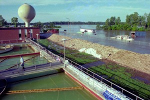 1993 flood columbia water plant